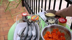 comment cuisiner le maquereau frais recette de maquereaux en papillotes sur plancha