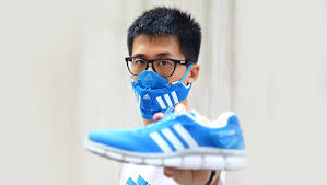 cool masks new cool designers are turning sneakers into wearable masks