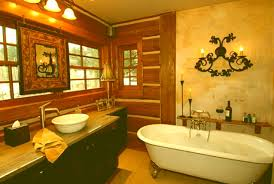 Cottage Style Bathroom Lighting Country Bathroom Lighting Ideas Extraordinary Country Bathroom