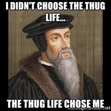 Thug Life Meme - i didnt choose the thug life meme generator mne vse pohuj