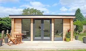 bureau de jardin en kit constructeur de maisons ossature bois studio de jardin