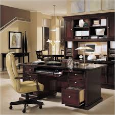decorate your office with a good work desk design feel the modern