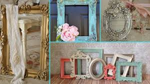 home decor picture frames diy shabby chic style photo frame decor ideas home decor