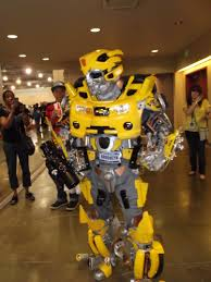 transformers halloween costumes aicn comics special con report nutmeg reports from last week u0027s