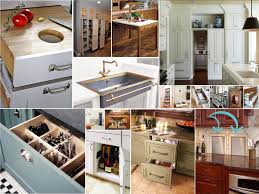 clever storage ideas for small gallery and kitchen design images