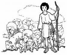 2020 other images david the shepherd boy coloring pages