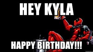 Deadpool Meme Generator - deadpool birthday meme generator birthday best of the funny meme