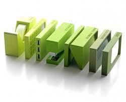 Green Desk Accessories Lexon Buro Desk Accessories Set Noveltystreet