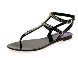 boots sale uk ebay womens diamante sandals summer flat jelly shoes