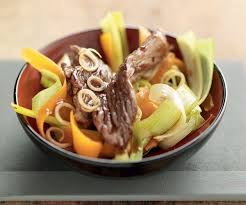 comment cuisiner au wok recette facile et légère wok de boeuf aux légumes