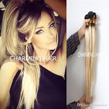 ombre extensions ombre hair extensions silky color 1b 613