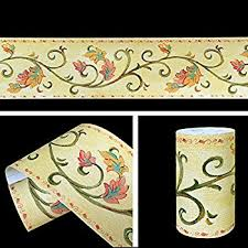 spring vines self adhesive wallpaper borders home decor roll