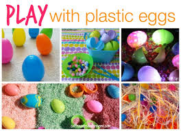 50 ways to play learn craft with plastic eggs coffee cups and