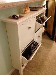comely accent in big floating ikea shoe dresser desaign ideas with