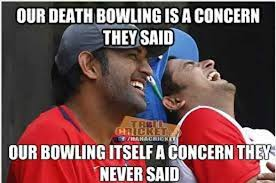 Bowling Memes - sir ravindra jadeja can bat and be online at the same time 21