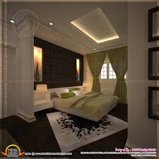 master bedroom and bathroom interior design kerala home design and