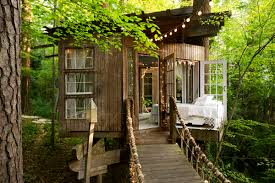 Tree House Home by House Of The Week This Magical Treehouse Happened By Accident