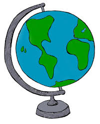 World Globe Map Map And Globe Clipart Bbcpersian7 Collections