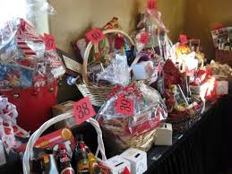raffle baskets daily insider camas washougal chamber presents luncheon