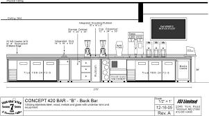Juice Bar Layout Design