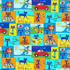 pete the cat halloween shop marcus fabrics pete the cat hancock u0027s of paducah
