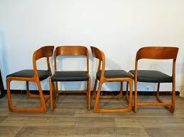 chaise traineau baumann articles similaires à chaises baumann model traineau chairs sur etsy
