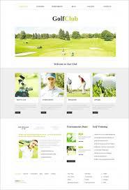 7 best golf wordpress templates u0026 themes free u0026 premium templates