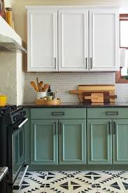 Kitchen Cabinets Repainted by 25 Best Chalk Paint Cabinets Ideas On Pinterest Chalk Paint