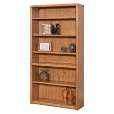 Contemporary Oak Bookcase Martin Home Furnishings Contemporary Wood Bookcase Series Oak