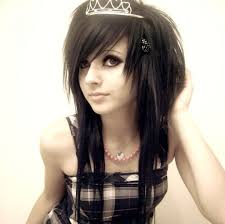 emo haircut for long hair popular long hairstyle idea