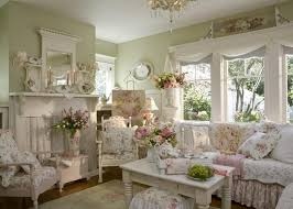 Modern Interior Decorating Ideas In Provencal Style - Vintage style interior design