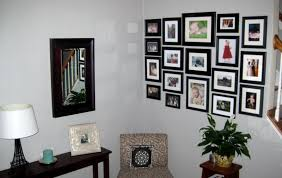 How To Arrange Pictures On A Wall by La La Land Living Room Sneak Peak