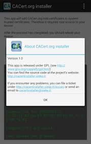 root installer apk cacert org installer root 1 1 apk android 4 0 x