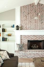 fireplace glamorous fireplace with brick surround for living