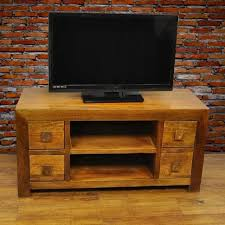 Home Depot Stands Tv Stands Y Decor Revere Brown Mango Wood Tv Stand The Home