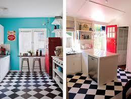 carrelage damier cuisine carrelage en damier noir et blanc cuisine space