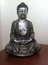 Buddha Home Decor Statues Buddha Statue Sitting Buddha Buddha Figure Buddha Sculpture Asian
