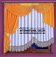 Kitchen Curtain Design Kitchen Curtains Designs Ideas 2016 Orange Kitchen Curtains And