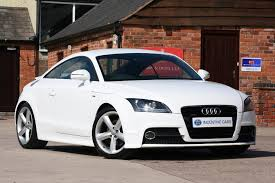 history of audi tt audi tt coupe 2 0 tdi 170 quattro s line 2dr manual 1 owner