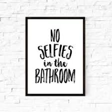 Bathroom Art Ideas For Walls Printable Bathroom Wall Art From The Crown Prints On Etsy Lots