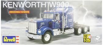 kenworth truck bedding amazon com revell kenworth w900 toys u0026 games