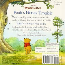 Winnie The Pooh Invitation Cards Amazon Com Pooh U0027s Honey Trouble Disney Winnie The Pooh