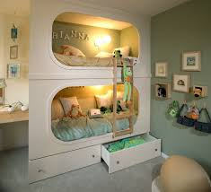 Cute Sleeping Pods Bunkbeds For Kids My Bunny Rabbits - Kids built in bunk beds