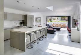 open plan kitchen designs chair side tables living room
