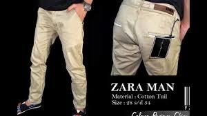 Celana Zara celana zara pria keren pin 75d45fba tokobajukeren pusat