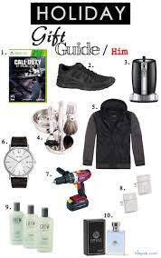 Gifts For Him by Holiday Gift Guide For Him Behind The Blue