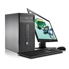 pc bureau i3 ordinateur bureau hp 280 i3 amnakoo