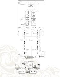 Royal Festival Hall Floor Plan Indoor Conference Venues At Hilton Hawaiian Village