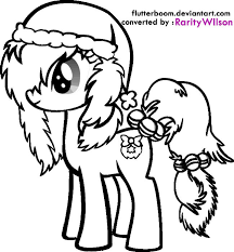 My Little Pony Coloring Pages For Kids My Pony Coloring Pages Fluttershy Equestria Free