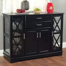 black wood dining room table bright black wood buffet dining room sideboard with glass doors
